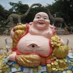 タイ最大の地獄寺(珍&グロ編) ワット・パーラックローイ:コラート