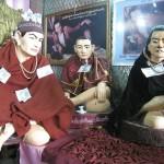 数で勝負!圧倒的存在感を誇るミャンマー寺院