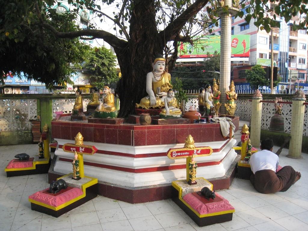 仏教ゾーン