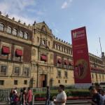 無料でここまで楽しめる国立宮殿:メキシコシティ