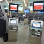 セルフチェックイン&出国審査不要 カナダの空港情報