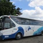国営バスがこんな事になっている:バラコア-サンチアゴ間の実態