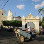 この町は都会だなって思うとき:レオン ニカラグア