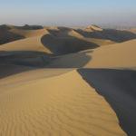 ワカチナのオアシスは人工だけど砂漠は本物!