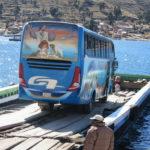 バスに置いてかれた!:コパカバーナからラパス