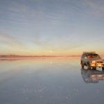 6月のウユニは鏡張り&真っ白な塩湖が静かに楽しめる