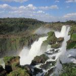 イグアスの滝を様々な角度から眺める:アルゼンチン側