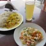 安定のペルー飯&名物菓子やチーズも美味い!:カハマルカ