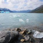 強風と小雨に体力を奪われる:ペリトモレノ氷河