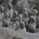 日本とゆかりのある青龍寺で静かに過ごす:西安