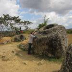 謎の巨大壺が残るジャール平原:ポーンサワン