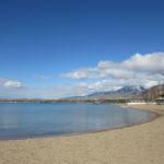 オフシーズンのイシククル湖を貸切︰チョルポンアタ