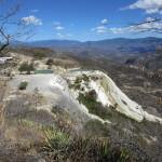 渓谷地帯の絶景 天然プールと岩の滝:イエルべ・エルアグア