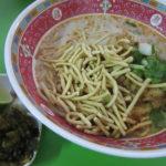 神‥と飯屋で独り言を言ってしまう:タイ