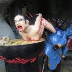 涼しげな中華風地獄寺 清水岩廟:ゲンティンハイランド