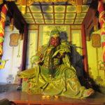 関林廟で三国志を回想!個人的好き嫌い含む:洛陽